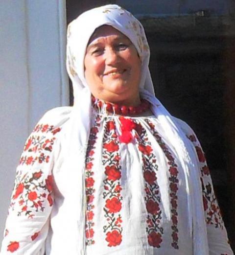 Лариса Щепёткина