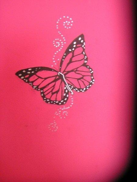 Волшебство бабочек в интерьере