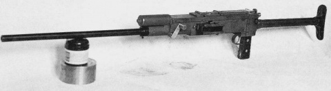 Пулемет А. Коендерса (Германия)