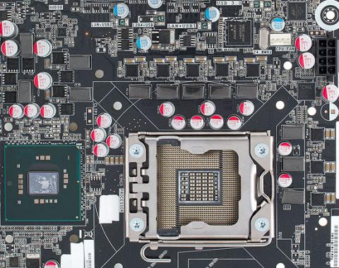 Системная плата Intel DX58SO2 на чипсете Intel X58