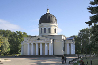 Cathedrali Moldova