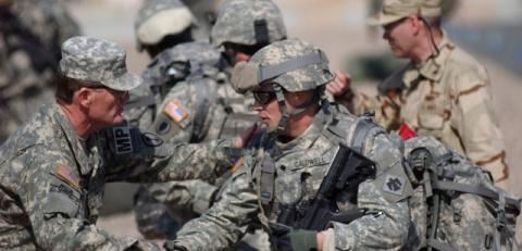 Американская армия заговорит по-русски