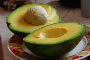Масло авокадо для ресниц
