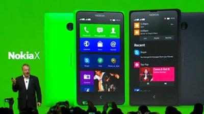 Показаны первые смартфоны Nokia на Android