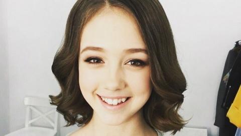 15-летняя Катя Старшова пода…