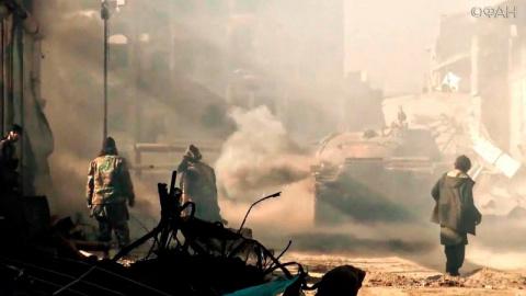 Провинция Дейр-эз-Зор: ВКС РФ и армия Сирии остановили атаку ИГ