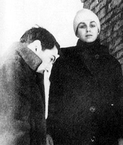 Великие истории любви. Бродский и Басманова.
