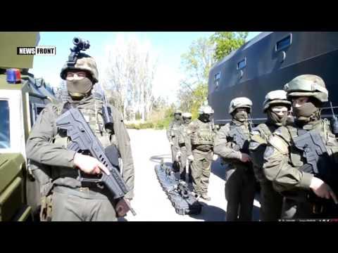 Одесса: акция устрашения под предлогом предотвращения терактов