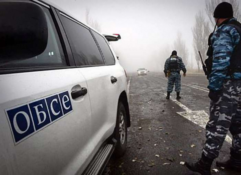 ОБСЕ требует безопасности на Украине