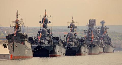 10 любопытных и малоизвестных фактов о Черноморском флоте России