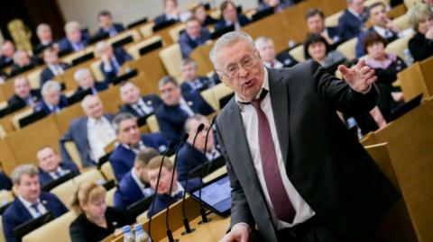 Жириновский решил лично попр…