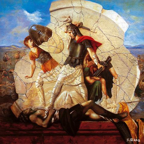 В память Александра Македонского
