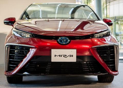 Автомобили будущего: модели на небензиновых двигателях