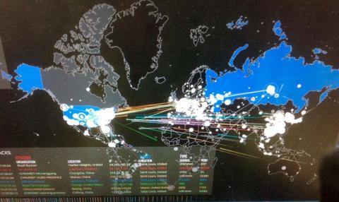 Хакеры атаковали сервера Роснефти