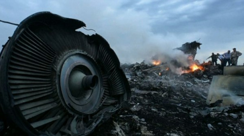 MH17: журналистское счастье …