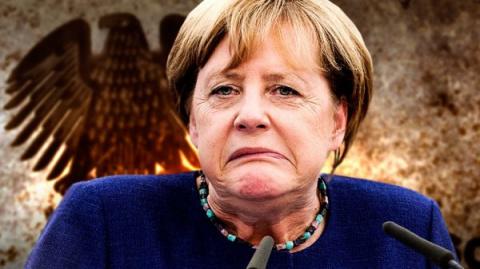 Лебединая песня «матушки» Меркель