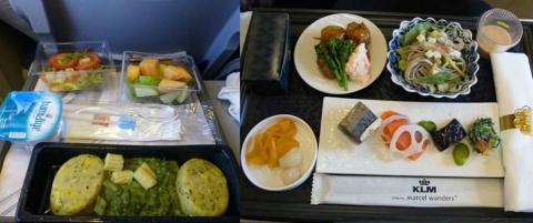 Как отличается еда пассажиро…