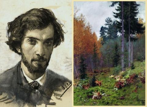 Почему гений русского пейзажа Исаак Левитан дважды пытался свести счеты с жизнью