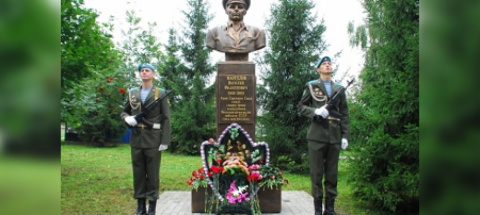 Нургалиев поздравил десантников Карелии с Днем ВДВ