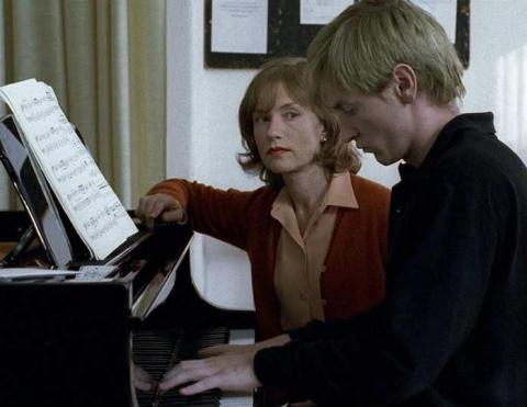 «Пианистка»