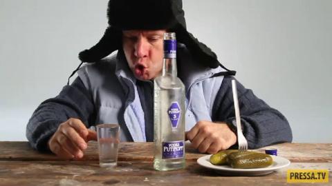 Правильное употребление водки