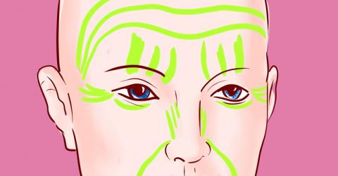 Стираем морщины с лица: массаж от остеопата Александра Смирнова