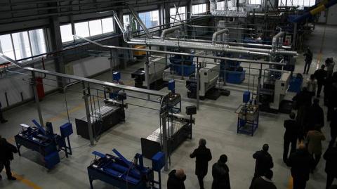 Полностью запущена первая очередь Невинномысского радиаторного завода