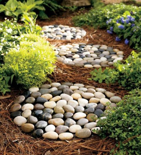 Идеи использования камней в …
