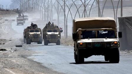 Иракская армия пошла наштур…