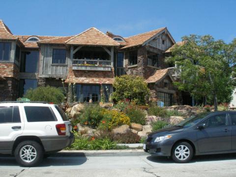 Дома на побережье