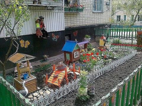 Красота! Сказка во дворе. Бр…