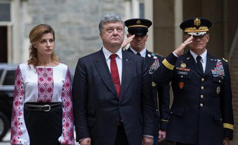 Четыре фронта Петра Порошенк…