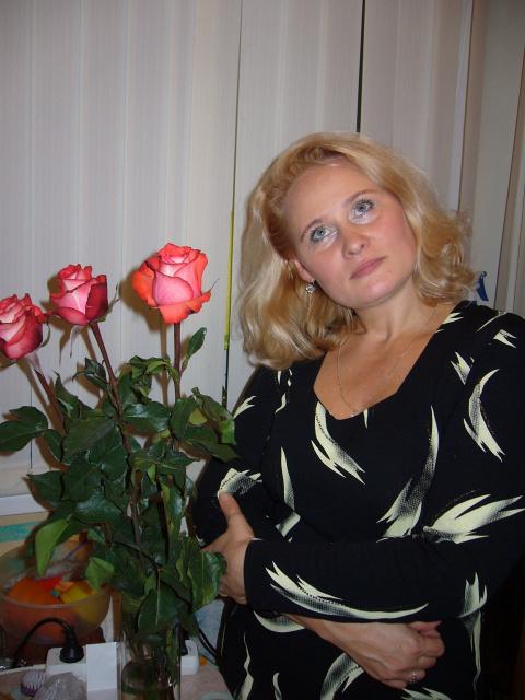 Лариса Кузнецова (Гаршина)