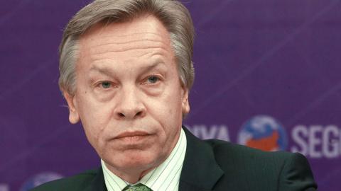 Сенатор Пушков назвал США проигравшей сверхдержавой