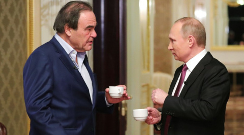 Голливудский дикарь Стоун и непостижимый Путин