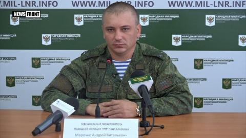 ЛНР: обстрелы, взрыв памятника и «скотское поведение» украинских военных