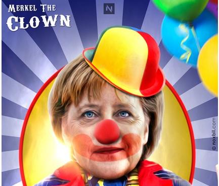 Санкции в отношении России пока необходимы, заявила Меркель