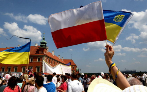 Польша вводит налог на украинцев