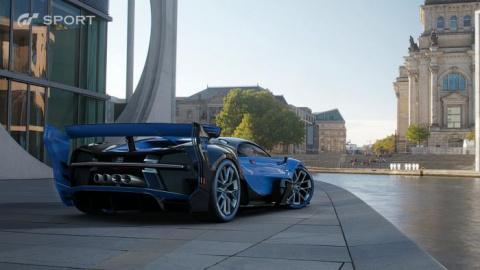 GT Sport обойдется без микро…