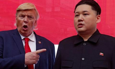 Ким Чен Ын отвесил Трампу но…