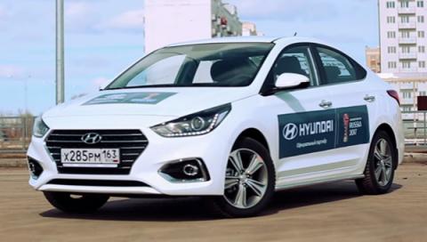 """Разбираем """"по косточкам"""" новый Hyundai Solaris 2017"""