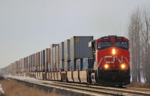 Китай отправил первый товарный поезд по новой ветке в Белоруссию
