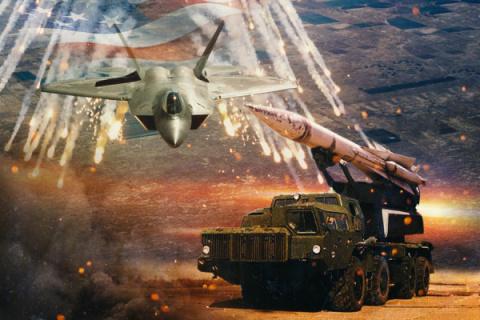 С-200 против нового F-35: со…
