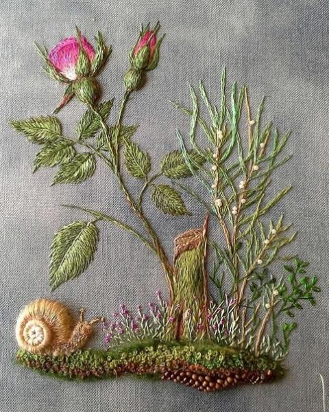 Замечательные работы Андреевой Розы