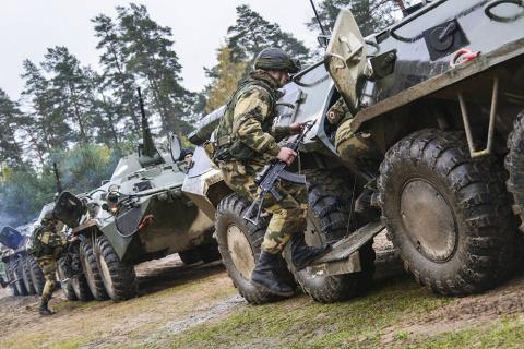 Бронегруппа Белоруссии уничт…
