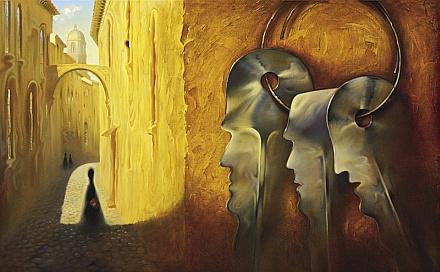 Картины Владимира Куша (Кущ)