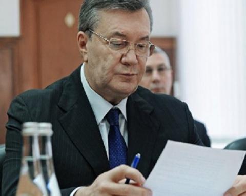Украинцы хотят вернуть Януковича