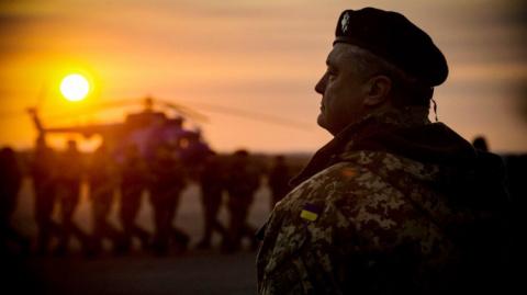 Порошенко: Украина и «западн…
