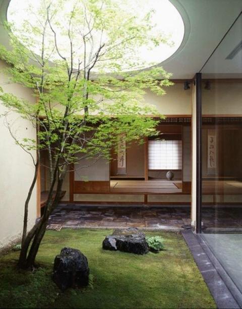 15 идей уютных японских двориков