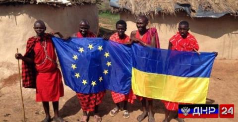 ООН: Украина стремилась в Европу, а попала в Африку